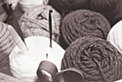 Spin a yarn and make cheap presents with summer knitting.