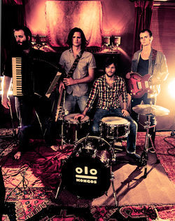 The brothers Kongos
