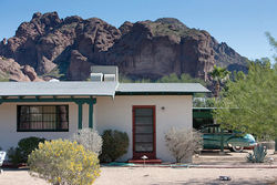 The Phoenix house where L. Ron Hubbard dreamed up Scientology.