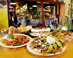 Tacos and tortas and sopes, oh, my: Fear not, hungry eater -- La Tolteca will stop your rumbling belly with an impressive array of affordable Mexican eats.