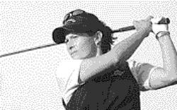 Green party: Rachel Teske joins the best of the LPGA at Safeway PING.