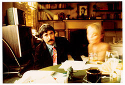 Lee Hazlewood: The man, the myth, the mustache.