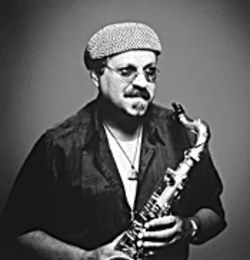 High note: Grammy winner Joe Lovano performs at SCA.