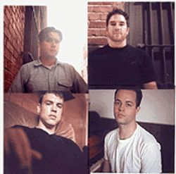 We&#039;re an American band: Jimmy Eat World gets ready to release its third LP, and first for DreamWorks, in late July.