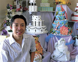 David Pham has your cake. And you can eat it, too.
