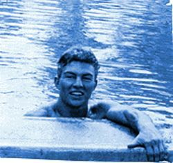 David Murdock was one of Arizona's champion divers in the early 1930s