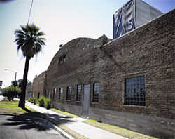 Bentley Projects is a prime example of why historic warehouses should be saved.