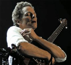 Lindsey Buckingham: Weird sonic science.