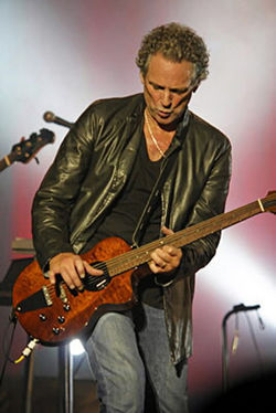 Mac attack: Lindsey Buckingham