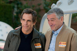 Ben Stiller and Robert De Niro in Little Fockers