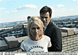 Naomi Watts and Ewan McGregor try to make sense of the mind-bending events happening around them in Stay.