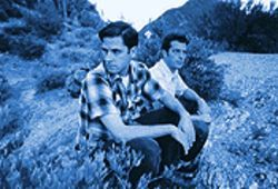 "Over my shoulder: Calexico gets ""translated"" on Descamino."