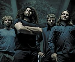 Far out: Coheed and Cambria takes listeners on a sci-fi adventure.