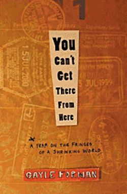 Gayle Forman's You Can't Get There From Here