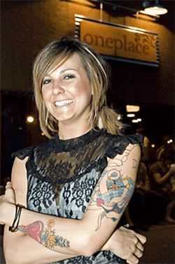 Mandi McKinney, the woman behind the rock shows at OnePlace.