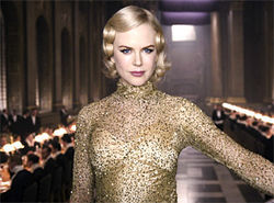 Unfulfilled destiny: Born to play Mrs. Coulter, Nicole Kidman misses the mark in The Golden Compass.