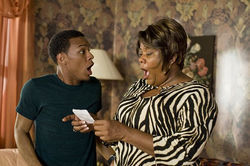 Bow Wow and Loretta Devine in Lottery Ticket