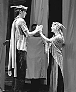 Arbuckle and Blaszak do Romeo and Juliet.