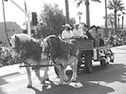 Parada del Sol marches through Scottsdale.