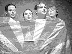 Jimmy Eat World: Set to debut on SNL next month.