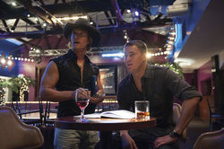 A scene from Magic Mike
