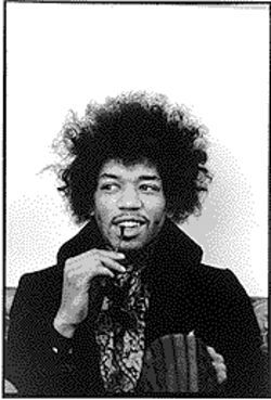 "Purple days: ""Portrait of an Era"" captures Hendrix."