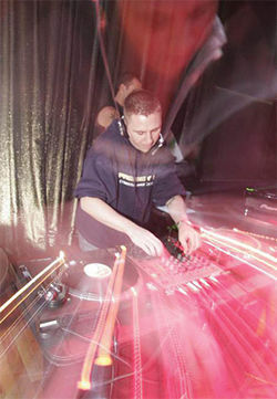 Las Vegas turntablist PRISM will light up the Cell Block Venue on Saturday.