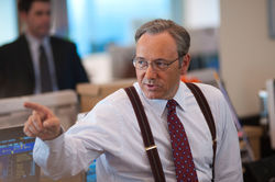 Kevin Spacey stars in Margin Call.