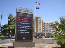 Everybody wants to be on the board that runs the Maricopa Medical Center: former state legislators, bloggers — even one prominent lobbyist's executive assistant.