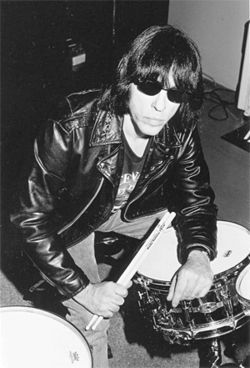 Hey, ho, let's go: Marky Ramone spins at Hot Pink!.