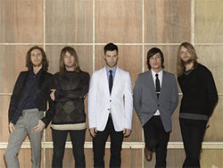 Maroon 5: It's easier to breathe now.