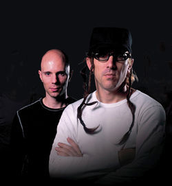 Keenan and A Perfect Circle guitarist Billy Howerdel