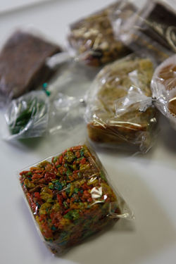 Compassion clubs offer edibles to patients who prefer not to smoke.