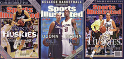 Taurasi landed on three Sports Illustrated covers before turning pro.