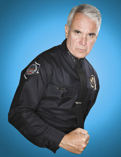 Mesa Police Chief George Gasc&amp;oacute;n