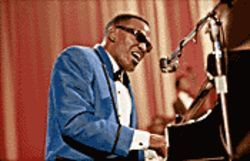 What'd he say?: Jamie Foxx's extraordinary performance as Ray Charles is the high note in the otherwise ordinary Ray.