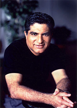 Physician, bestselling author, and Jackson confidant Deepak Chopra.