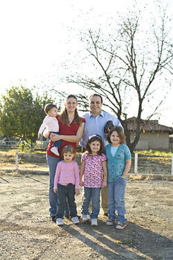 Suzanne and Michael Salman, with their four little girls, can't understand why every hoop they jump through seems to lead to another.