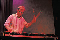 Mike Dillon: Ambient beatmaster