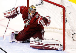 Smith's been the star of the Coyotes' playoff run.
