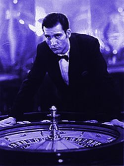 Clive Owen stars as Jack, or is it Jake, in Croupier.