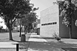 Mesquite Junior High in Gilbert. Black mold could've become the school's mascot.