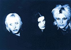 Heavy and crude-just like their eyeliner: L7 gets Slap Happy.