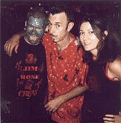 Lizard Man, Jim Rose and Bebe
