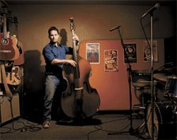 Musical chairs: Rich Merriman is one of Tempe's busiest musicians.