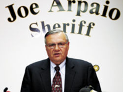 Defendant Joe Arpaio