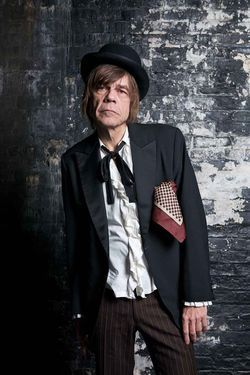 David Johansen of New York Dolls
