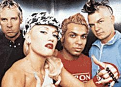 The prime of their lives: The members of No Doubt hit a high note.