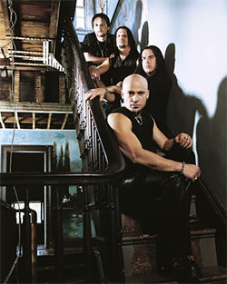 Disturbed