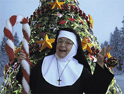 Sister Hannon can't save Christmas.